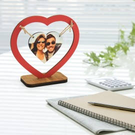 HEART FRAME WITH PENDENT | MOTHER (HEART)